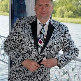 Владимир Адамов - ведущий в Киеве - портфолио 1
