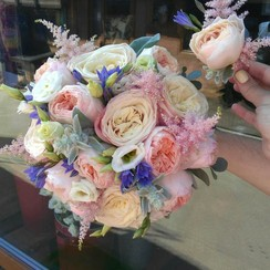 Kovalenko Flower Boutique - декоратор, флорист в Киеве - фото 4