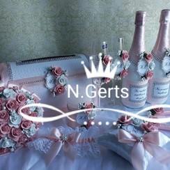 Наталия  Герц - свадебные аксессуары в Чернигове - фото 4