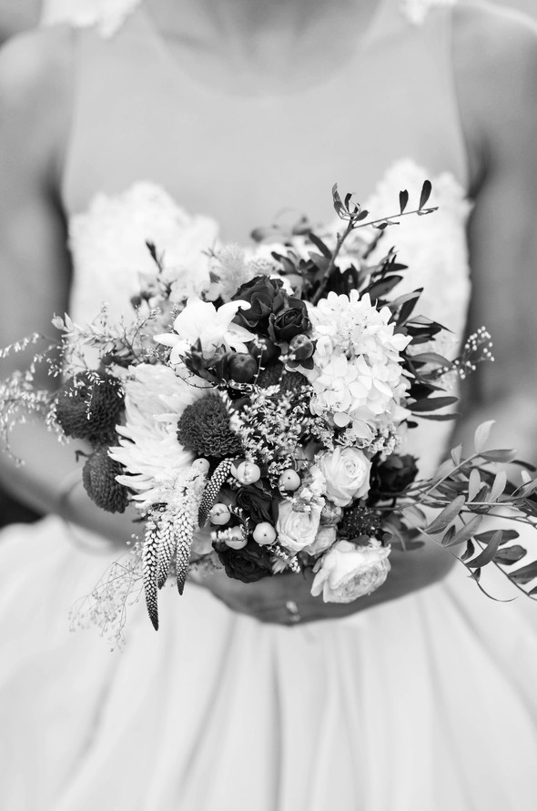 Итальянская свадьба) - фото №22