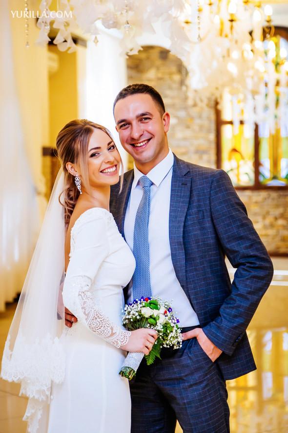 Свадебная фотосессия Юли и Лёши - фото №11