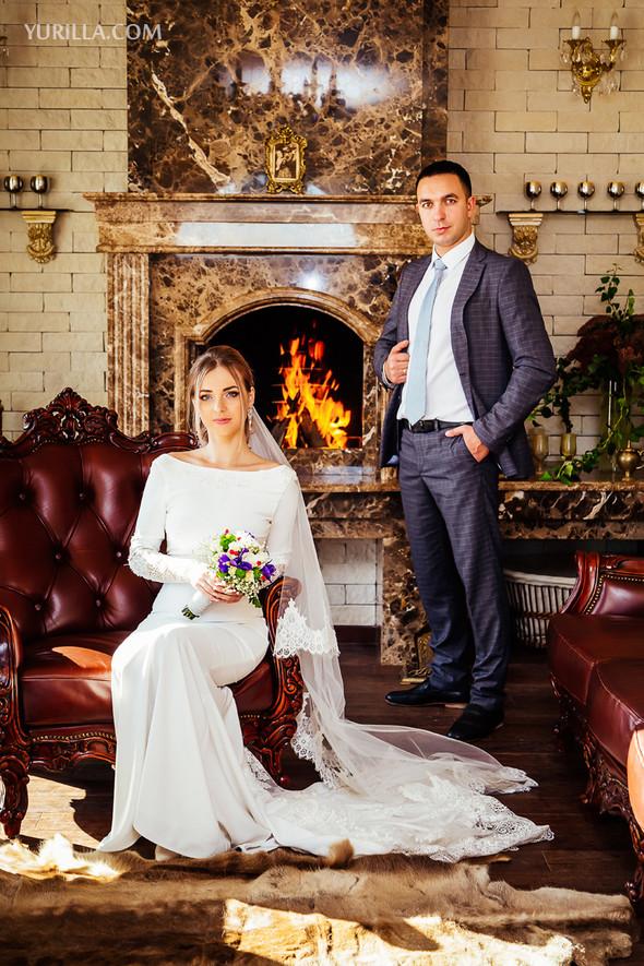 Свадебная фотосессия Юли и Лёши - фото №16