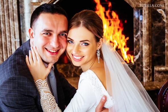 Свадебная фотосессия Юли и Лёши - фото №25