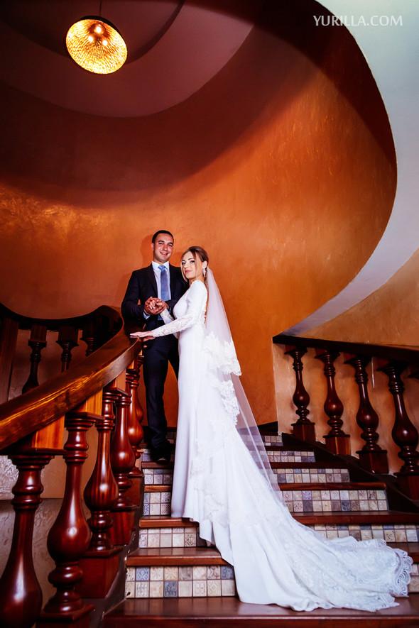 Свадебная фотосессия Юли и Лёши - фото №4
