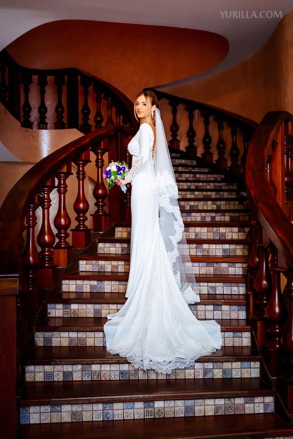 Свадебная фотосессия Юли и Лёши - фото №1
