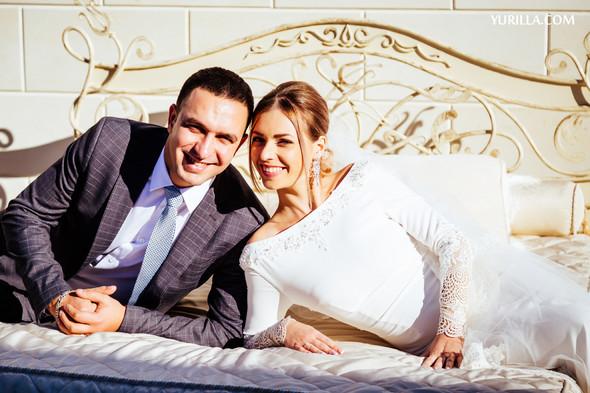 Свадебная фотосессия Юли и Лёши - фото №30