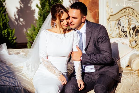 Свадебная фотосессия Юли и Лёши - фото №34