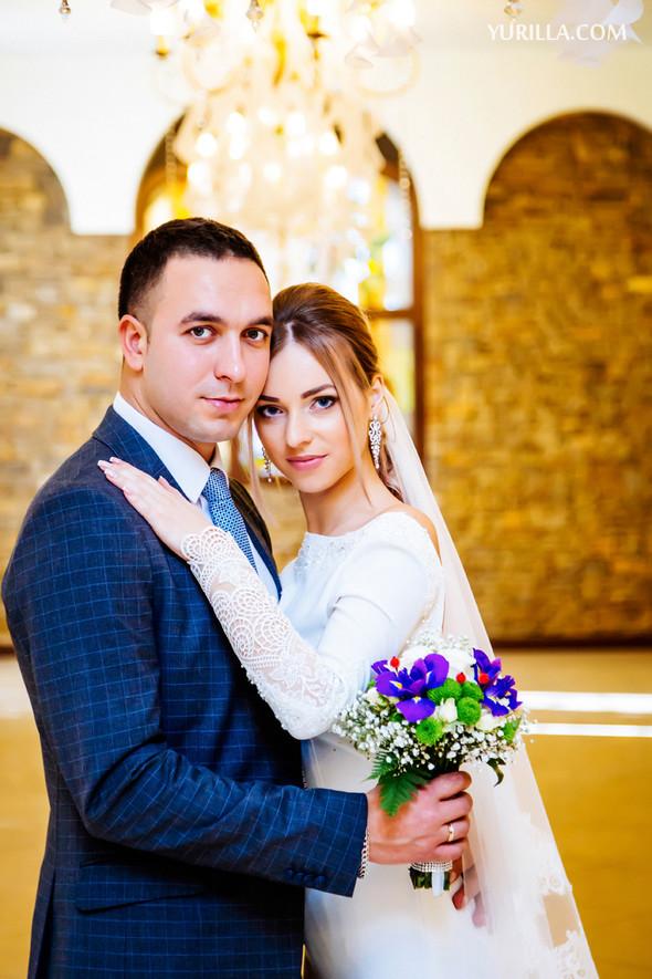 Свадебная фотосессия Юли и Лёши - фото №9