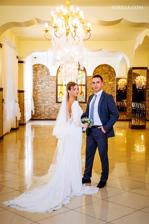 Свадебная фотосессия Юли и Лёши - фото №10