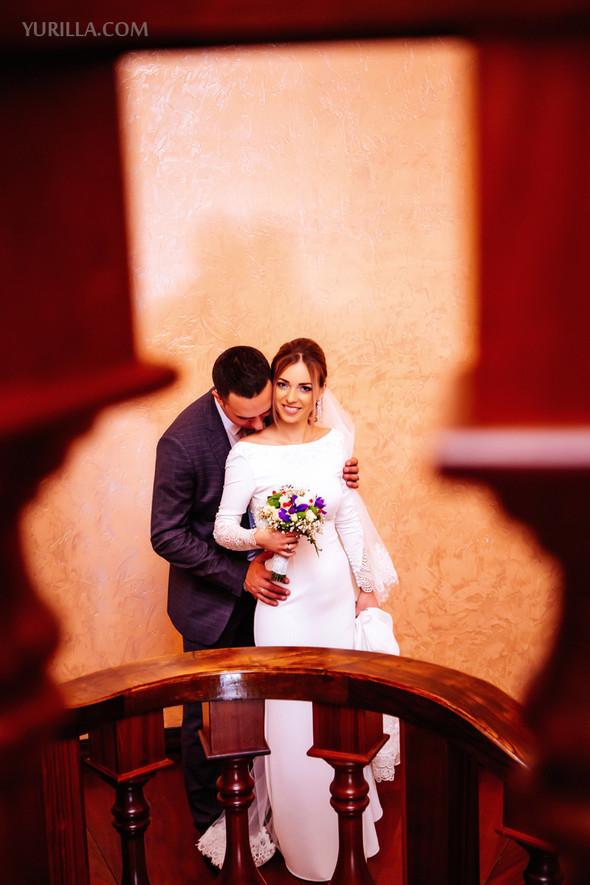 Свадебная фотосессия Юли и Лёши - фото №6