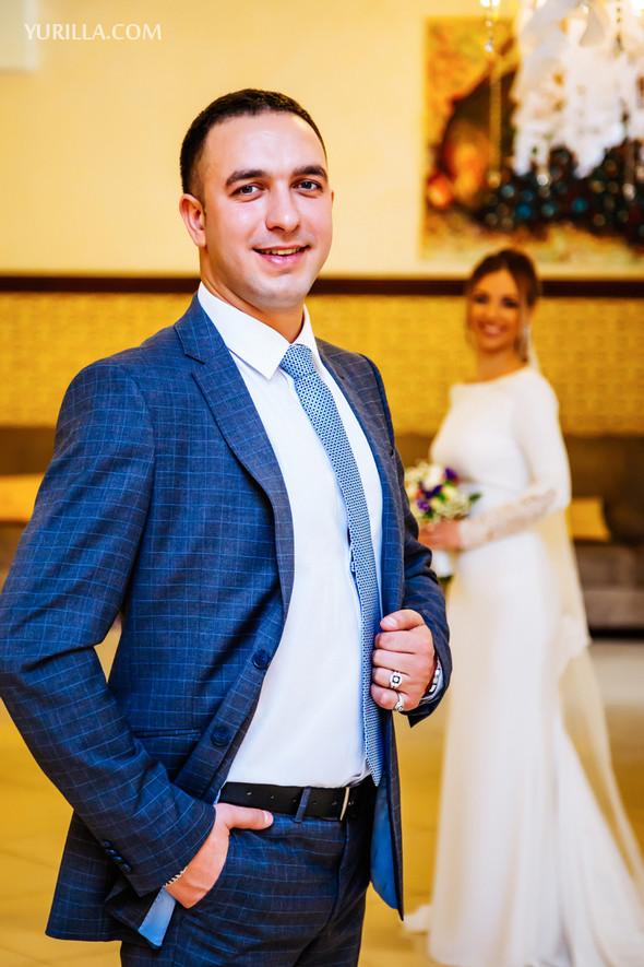 Свадебная фотосессия Юли и Лёши - фото №14