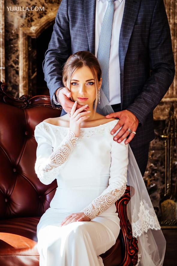 Свадебная фотосессия Юли и Лёши - фото №17