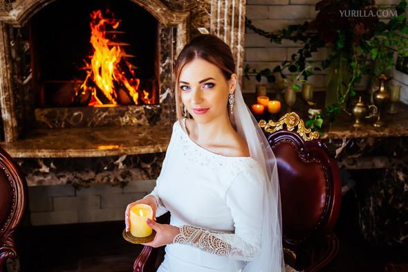 Свадебная фотосессия Юли и Лёши - фото №23