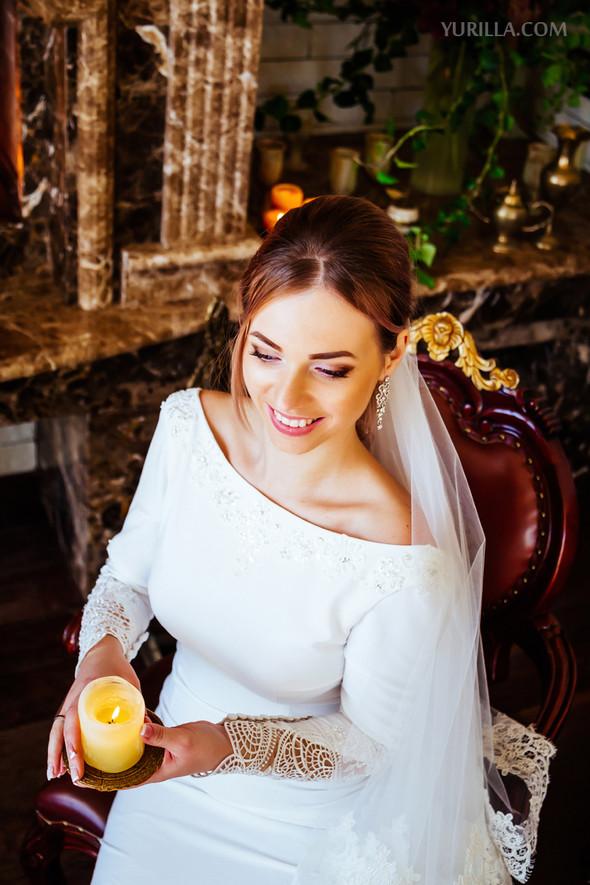 Свадебная фотосессия Юли и Лёши - фото №22
