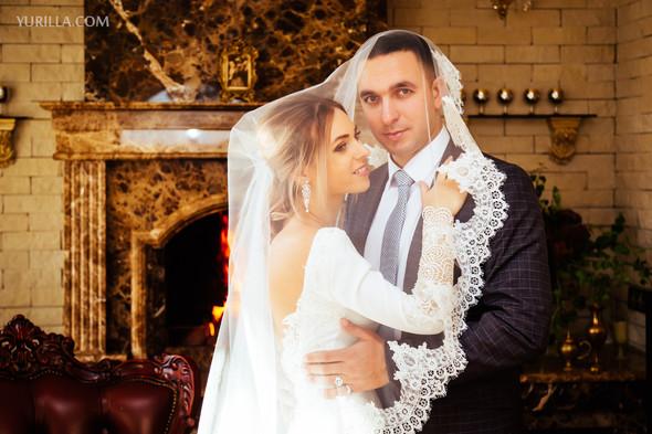 Свадебная фотосессия Юли и Лёши - фото №26
