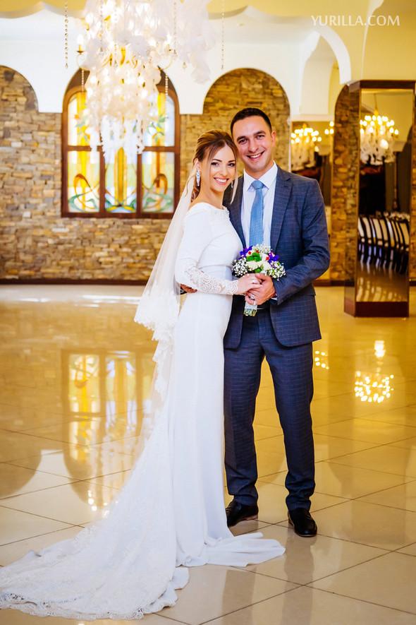 Свадебная фотосессия Юли и Лёши - фото №12