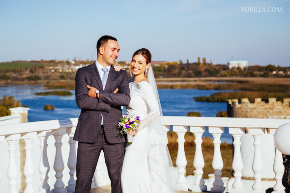 Свадебная фотосессия Юли и Лёши - фото №29