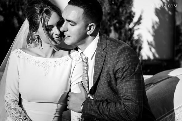 Свадебная фотосессия Юли и Лёши - фото №35