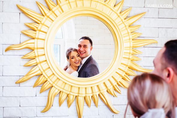Свадебная фотосессия Юли и Лёши - фото №28