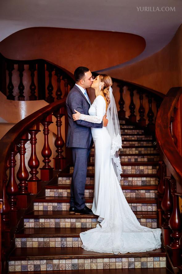 Свадебная фотосессия Юли и Лёши - фото №3