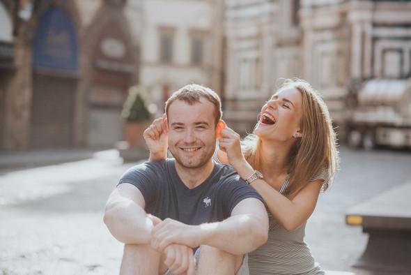 Один день в Флоренции с Аней и Вовой - фото №17