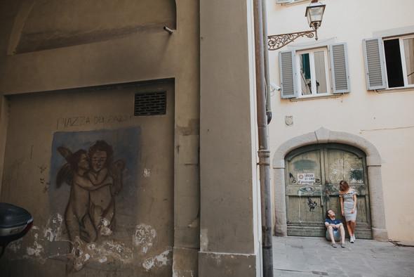 Один день в Флоренции с Аней и Вовой - фото №36