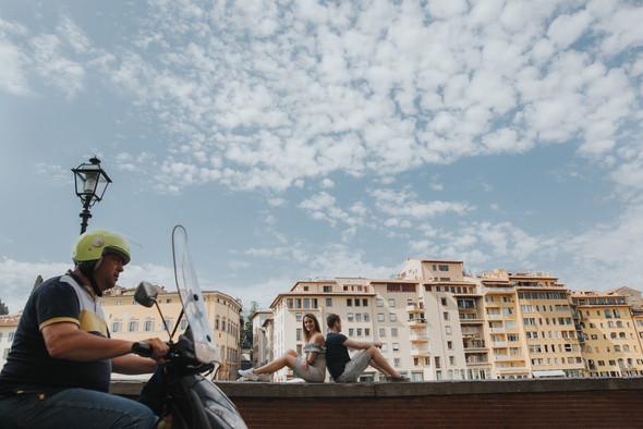 Один день в Флоренции с Аней и Вовой - фото №43