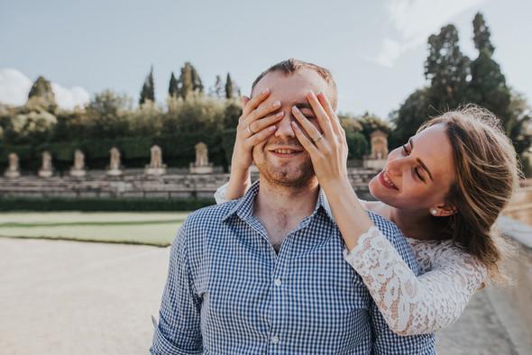 Один день в Флоренции с Аней и Вовой - фото №52