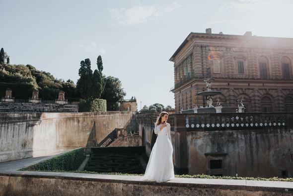 Один день в Флоренции с Аней и Вовой - фото №49