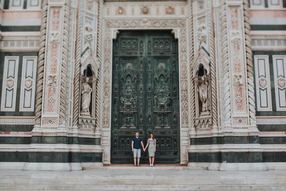 Один день в Флоренции с Аней и Вовой - фото №3