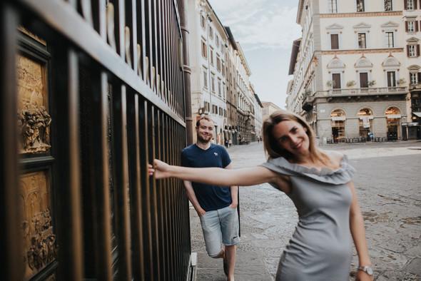 Один день в Флоренции с Аней и Вовой - фото №6