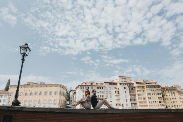 Один день в Флоренции с Аней и Вовой - фото №44