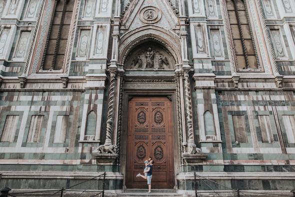 Один день в Флоренции с Аней и Вовой - фото №11