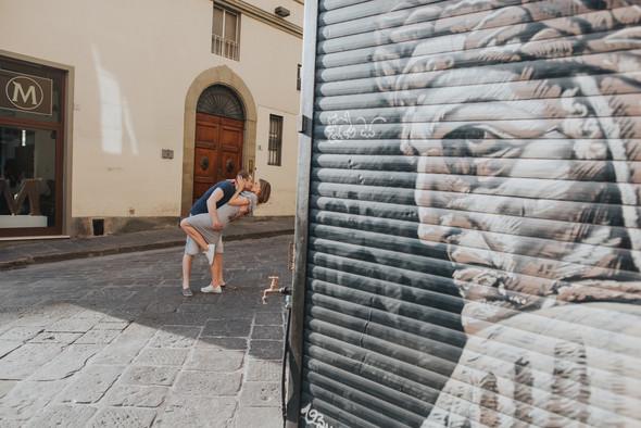 Один день в Флоренции с Аней и Вовой - фото №20