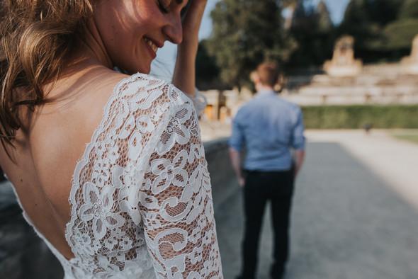Один день в Флоренции с Аней и Вовой - фото №51