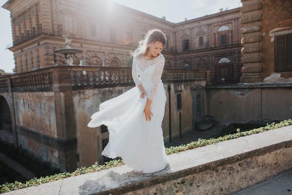Один день в Флоренции с Аней и Вовой - фото №47