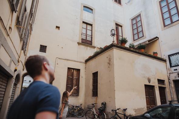 Один день в Флоренции с Аней и Вовой - фото №35