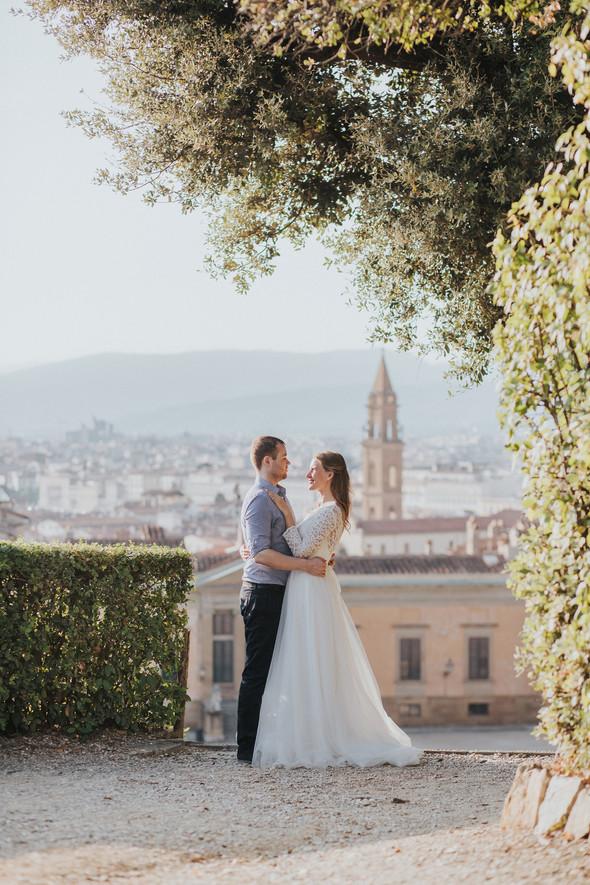 Один день в Флоренции с Аней и Вовой - фото №63