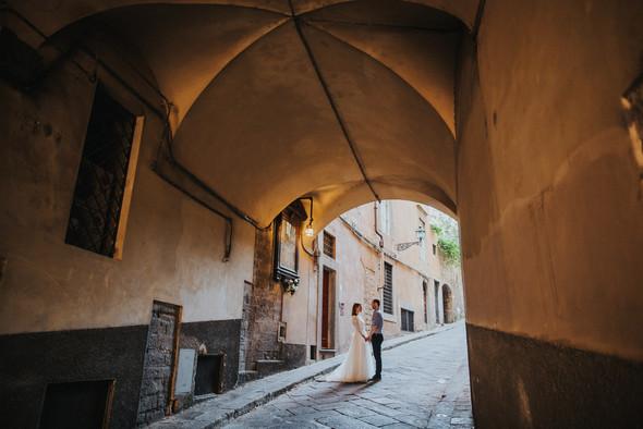 Один день в Флоренции с Аней и Вовой - фото №77