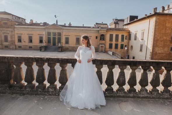 Один день в Флоренции с Аней и Вовой - фото №59