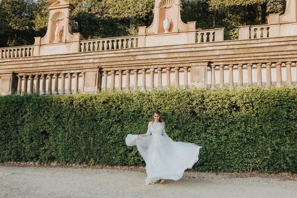 Один день в Флоренции с Аней и Вовой - фото №70