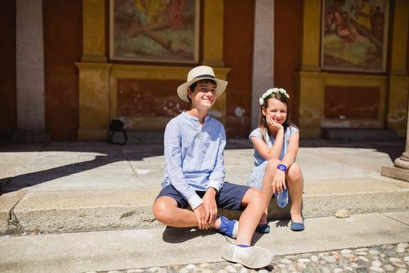 Оля и Пьер - фото №19