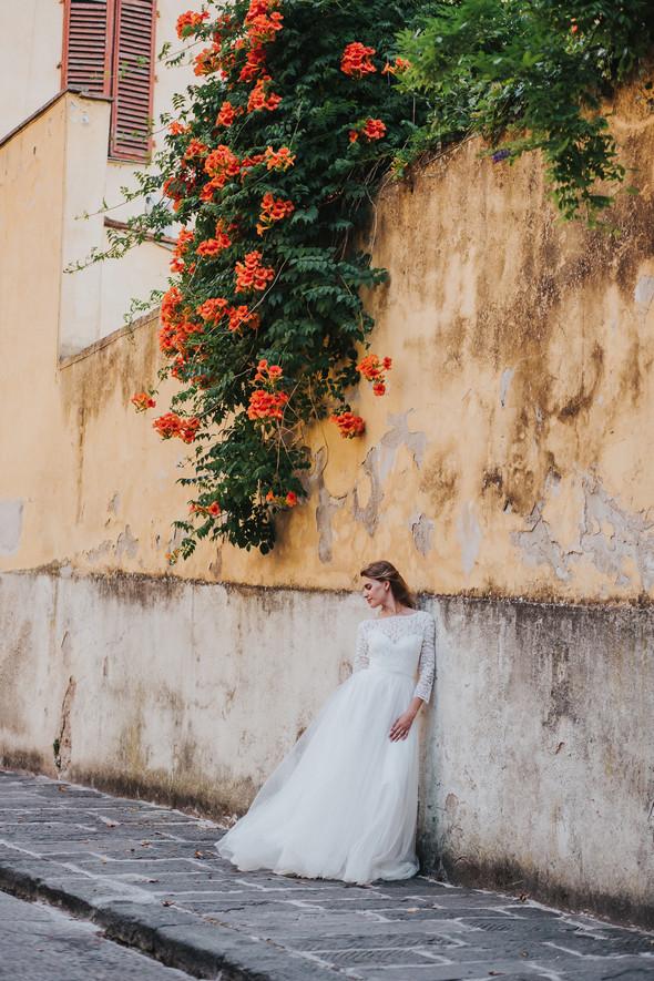 Один день в Флоренции с Аней и Вовой - фото №85
