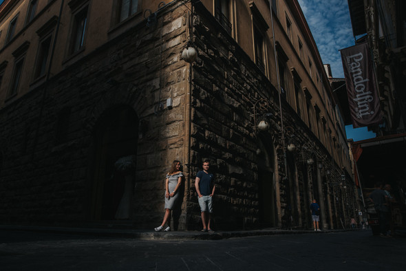 Один день в Флоренции с Аней и Вовой - фото №25