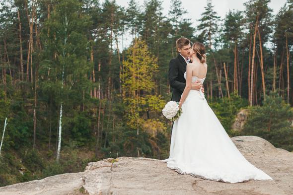 Настя и Виталик - фото №15