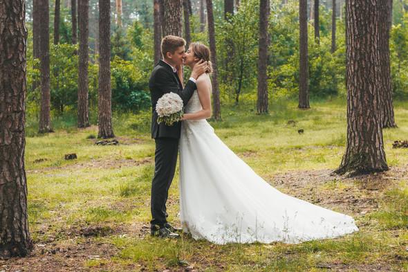 Настя и Виталик - фото №11