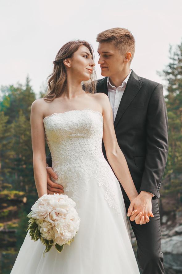 Настя и Виталик - фото №4