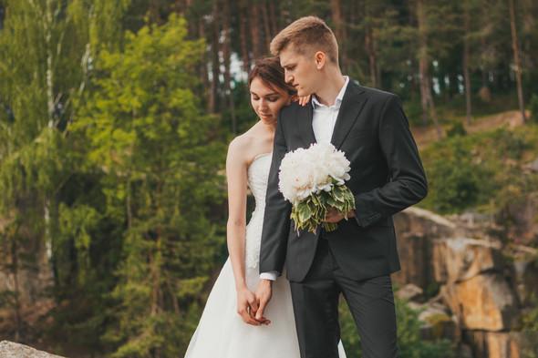 Настя и Виталик - фото №16