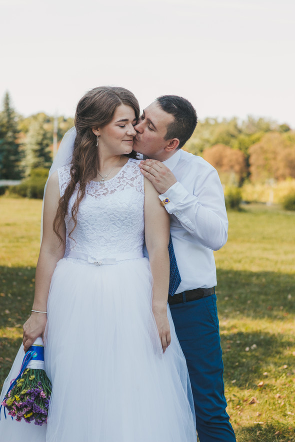 Юля и Саша - фото №16