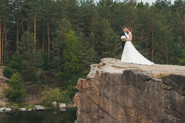 Настя и Виталик - фото №14